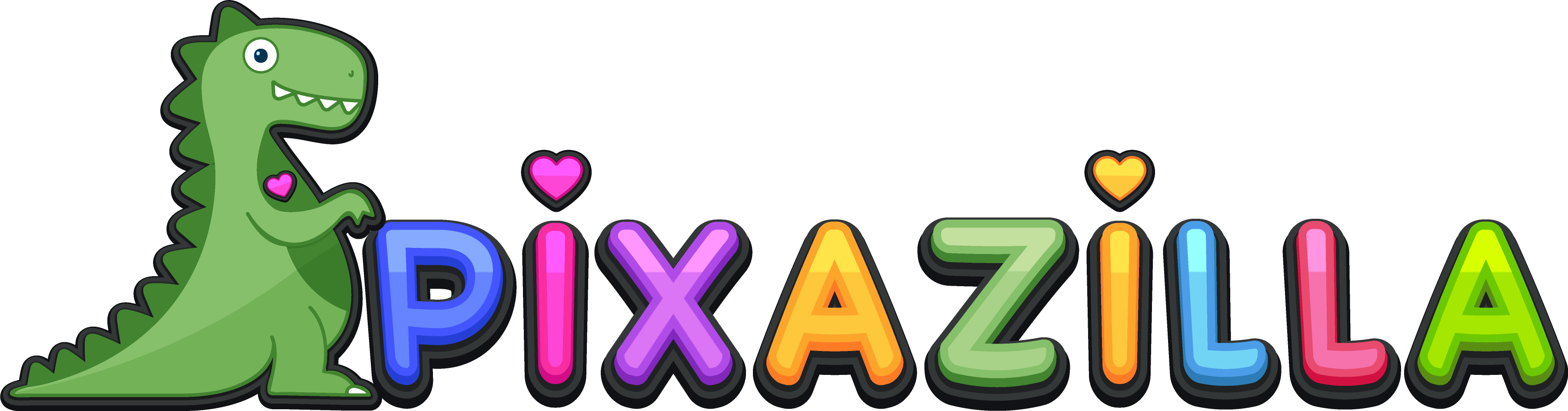Pixazilla