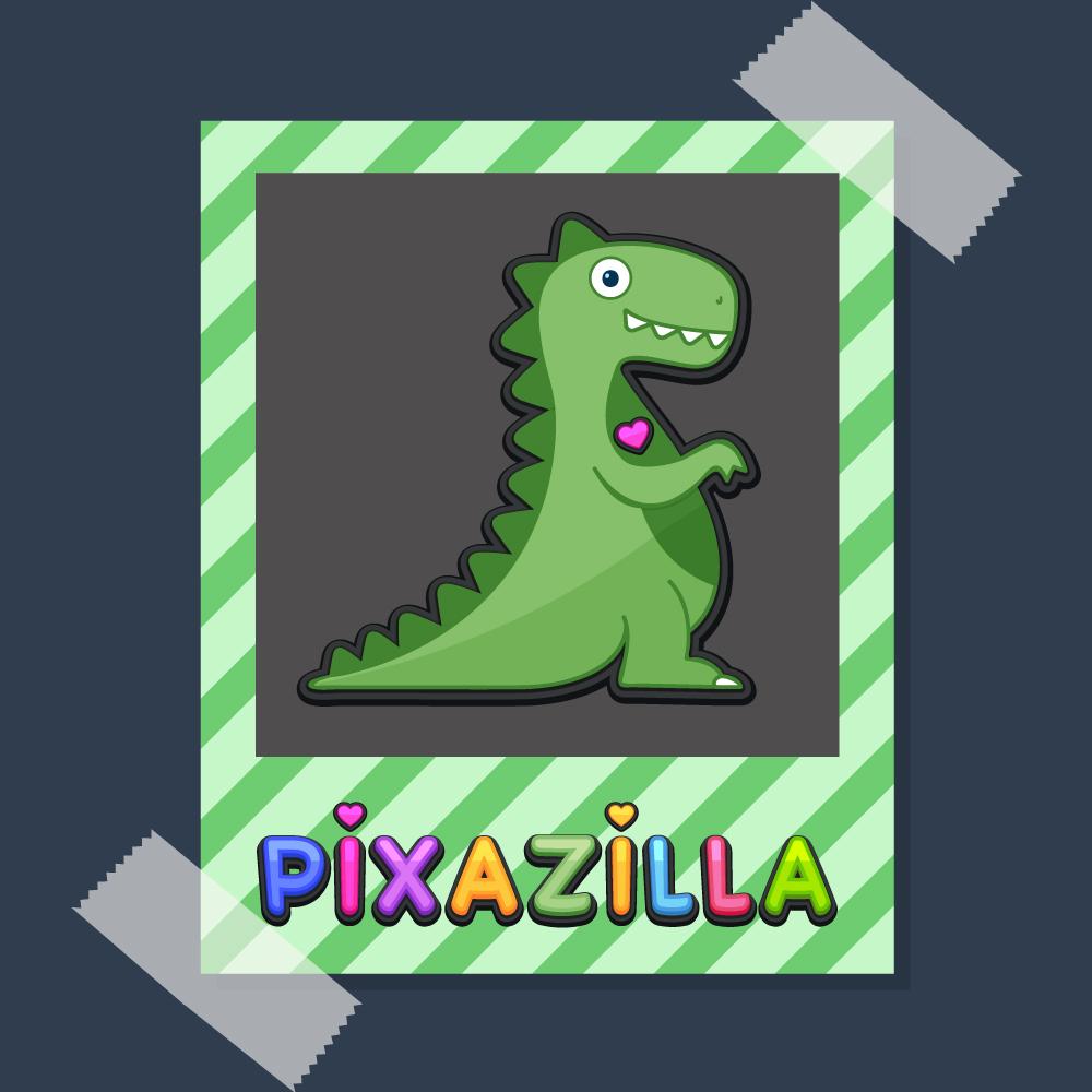 pixazilla-logo
